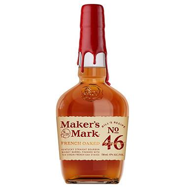 +MAKER'S MARK 46 BOURBON 750ML