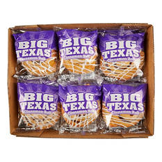 Cloverhill Big Texas Cinnamon Roll (4 oz. roll, 12 ct.)