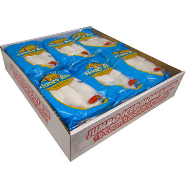 Cloverhill® Jumbo Iced Honey Buns - 12 ct.