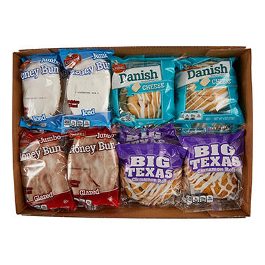 Cloverhill Bakery Ultimate Variety Pack - 16 ct.