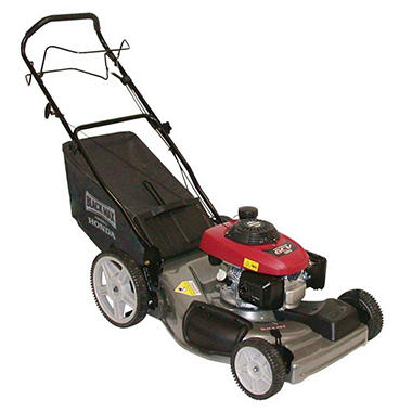 "Blackmax 22"" Self Propelled Mower Powered by Honda"