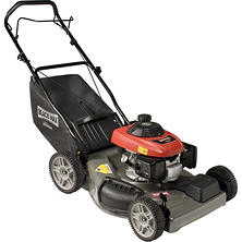 "Blackmax 22"" Self-Propelled Mower Powered by Honda"