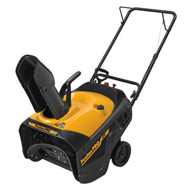Poulan Pro Storm Force Snow Blower - 21