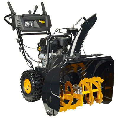 "Poulan Pro 27"" Dual Stage Snow Thrower"