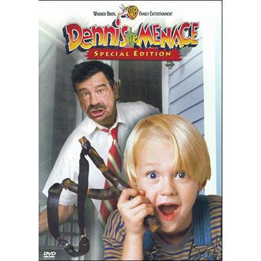 DENNIS MENACE 10TH DVD