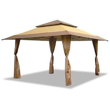 Z Shade Instant Gazebo 13 X 13 Sam S Club