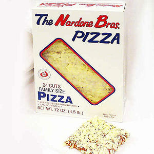 The Nardone Bros. Pizza - 72 oz.