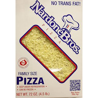 The Nardone Bros. Pizza - 72 oz.
