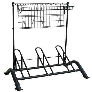 Skywalker Trampolines Three Station Bike Stand Organization Center