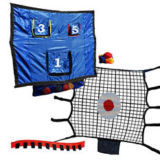 Azooga Sports Arena Trampoline Accessory Games