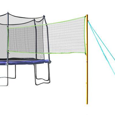 Azooga Trampoline Enclosure Volley Ball Net Attachment