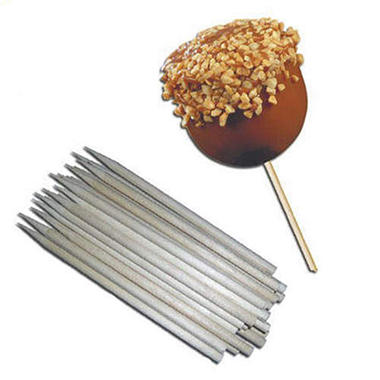 "Wood Candy Apple Sticks , 5 1/2"" - 1,000 per case"