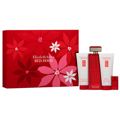 Red Door Ladies Gift Set