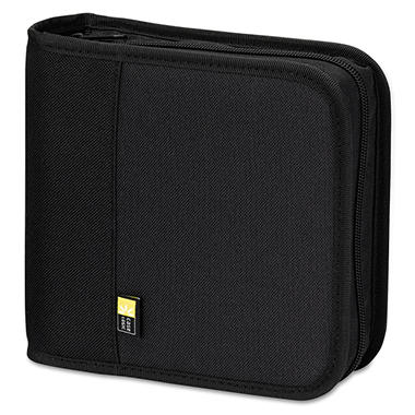 Case Logic� CD/DVD Binder - Holds 24 CDs