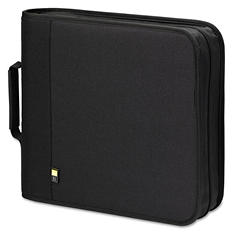 Case Logic CD DVD Binder - Holds 208 CDs