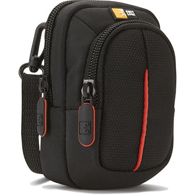 Case Logic Compact Camera Case with Storage - Black