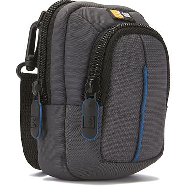 Case Logic Compact Camera Case with Storage - Gray
