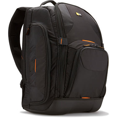Case Logic SLR Camera Backpack with Day Holster
