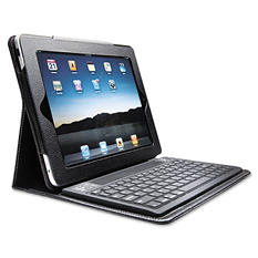 Kensington KeyFolio Bluetooth Keyboard Case for iPad/iPad 2
