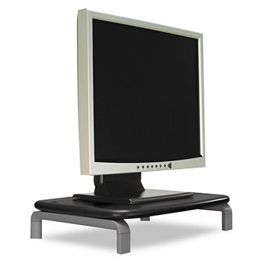 Kensington Monitor Stand with SmartFit System - Black/Gray
