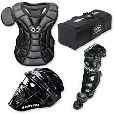Easton Youth Baseball Catcher Equipment with Bag