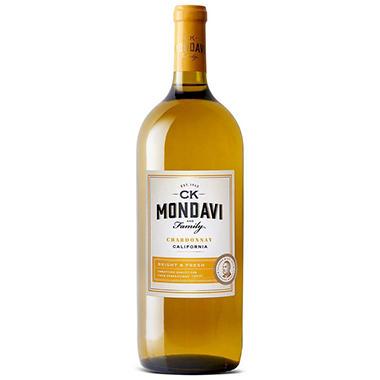 CK MONDAVI CHARDONNAY 1.5L