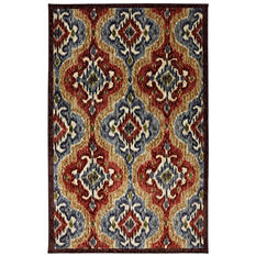 Primary Ikat Primary Rug
