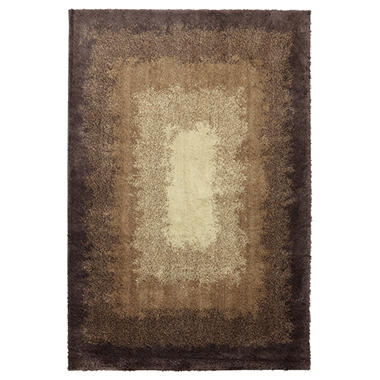 Central Park Area Rug - Fudge