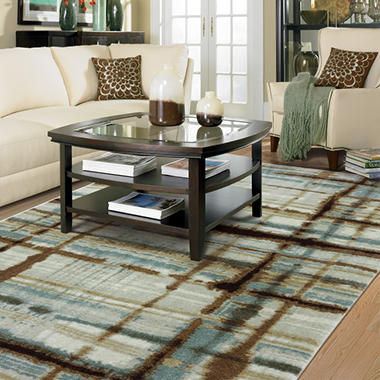 Riverwalk Area Rug - Seaside