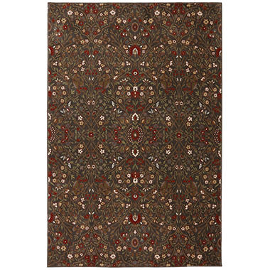 American Rug Craftsman Symphony Collection Western  90336 478 4X6