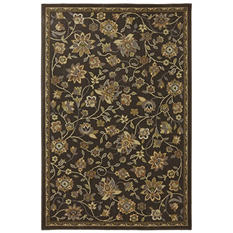 American Rug Craftsman Symphony Collection - Cottage Grove Saddle