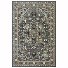 Ultra Silk Collection 8'x10' Area Rug - Rhodes