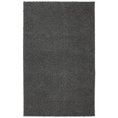 Habitat Shag Earth Gray Rug   6971 13976 5X7