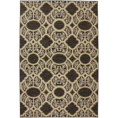 American Rug Craftsman Symphony Collection Parterre  90445 87021 4X6