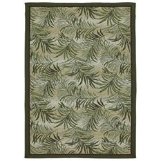 Lauderdale Palm Outdoor Area Rug