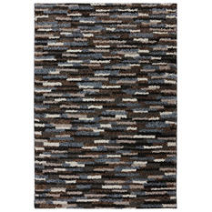 American Rug Craftsman Augusta Collection - Mesa Black