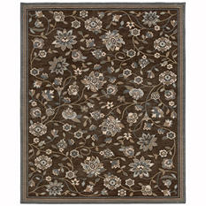 Ultra Silk Collection 8'x10' Area Rug - Gabriel