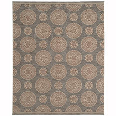Pacific Living Collection 8'x10' Area Rug - Marina