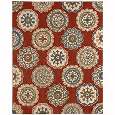 Weston Collection 8'x10' Area Rug - Stella