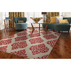 Fusion Area Rug, Medallion Toss (8' x 10')