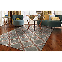 Fusion Area Rug, Lattice (8' x 10')