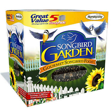 Morning Song Songbird Garden? - 5/7lb bags