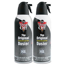 Falcon Safety Dust-Off XL, 2 Pack