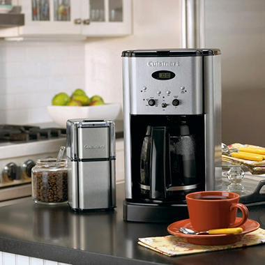 12-CUP COFFEE BLK CUISINART