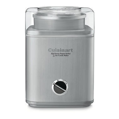 Cuisinart? Pure Indulgence Ice Cream Maker - 2 qt. - Sams Club