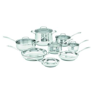 Cuisinart Cookware Set - 14 pc.