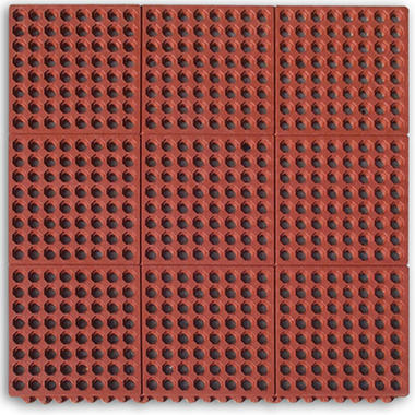 Grease-Proof Anti-Fatigue Mat - 3' x 3'