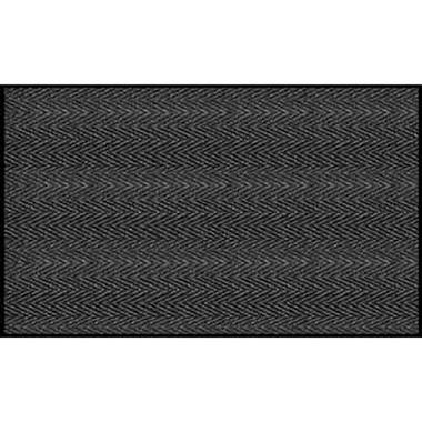 Chevron Rib? Indoor Entrance Mat - 3' x 5' - Various Colors