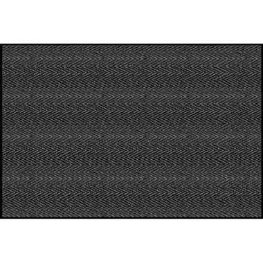 Chevron Rib? Indoor Entrance Mat - 4' x 6' - Various Colors