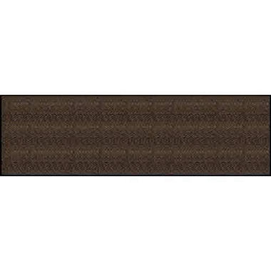 Chevron Rib? Indoor Entrance Mat - 3' x 10' - Various Colors